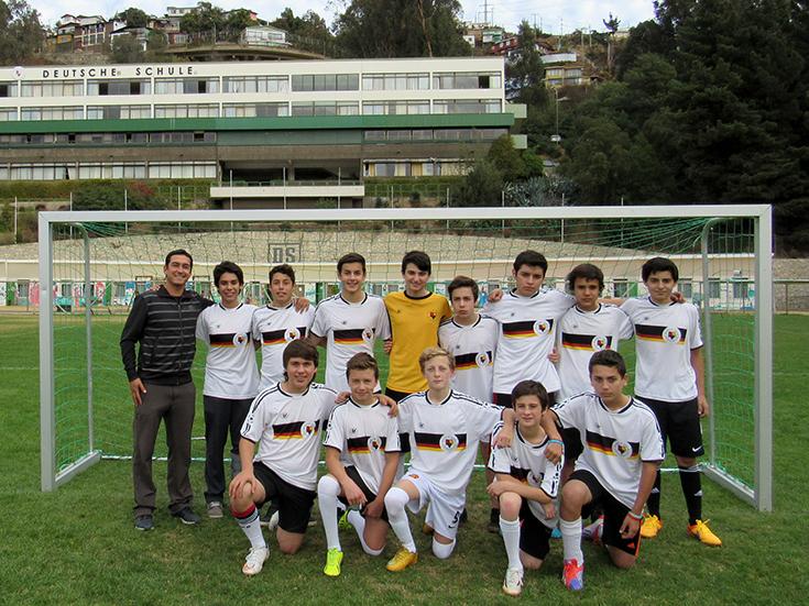 Selección de Fútbol 2 2015
