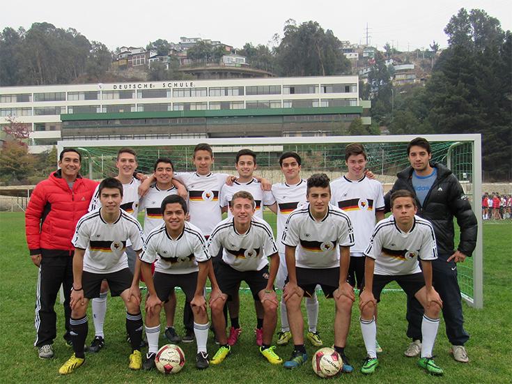 Selección de Fútbol 2015