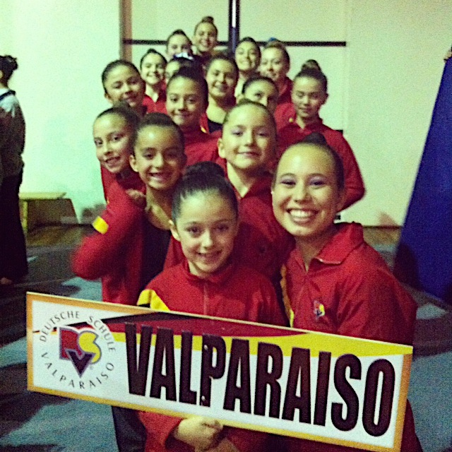 1 XX Campeonato Colegios Alemanes de Chile 2014