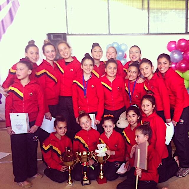 2 XX Campeonato Colegios Alemanes de Chile 2014