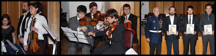 Orquesta de Cámara de Jóvenes Músicos de Viña del Mar