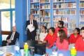 Alumnos en diálogo con altos diplomáticos de la Unión Europea