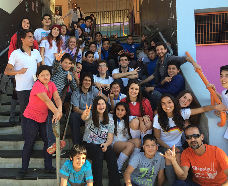 Escuela Violeta Parra 1