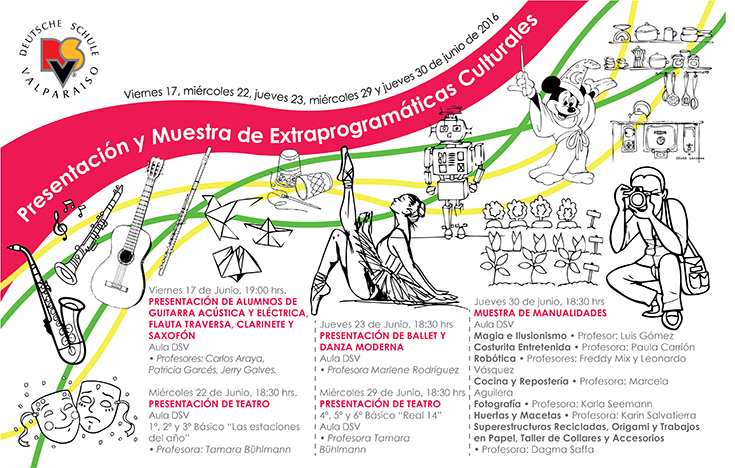 Afiche Extrap primer semestre 2015