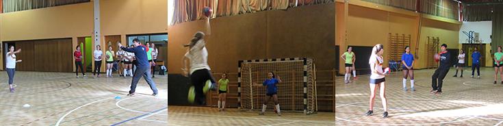 handball entrenador