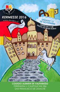 AFICHE KERMESSE 2016 - IMPRENTA